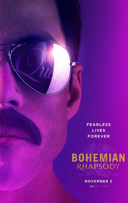 poster oficial bohemian rhapsody