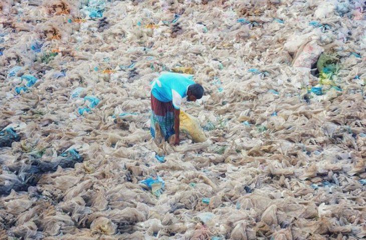 El mundo inundado de plástico