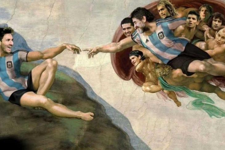 La creación del futbol argentino