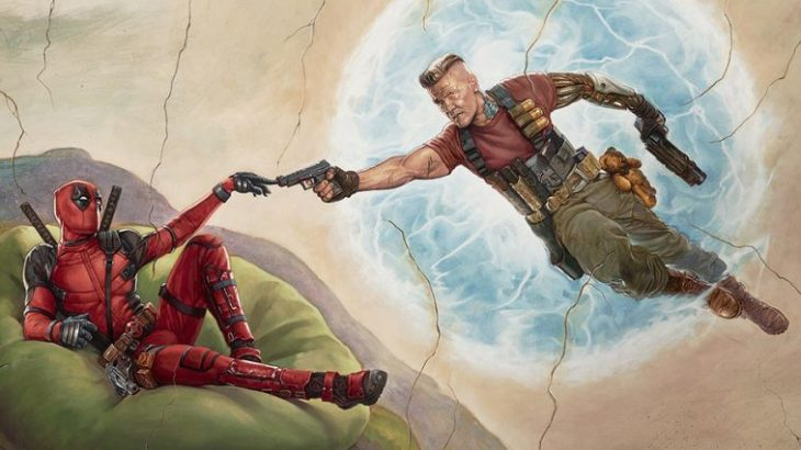 deadpool avengers carta