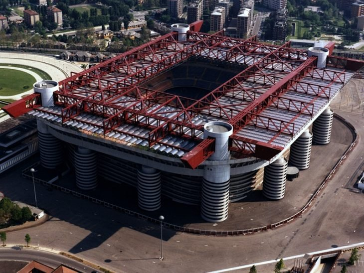 Estadio Giussepe Meazza