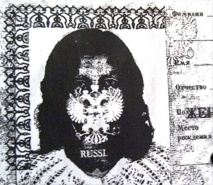 Fotocopias perturbadoras en Rusia