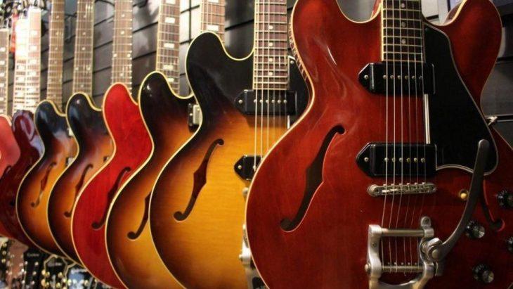 gibson guitarras