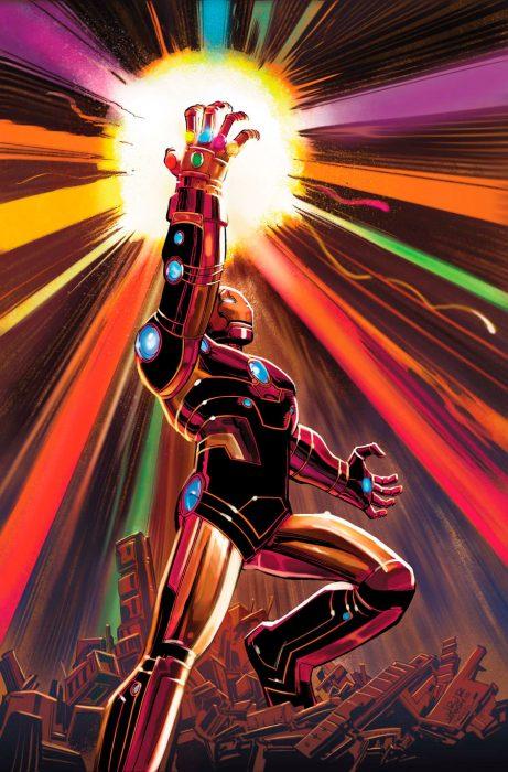 teoría avengers infinity war