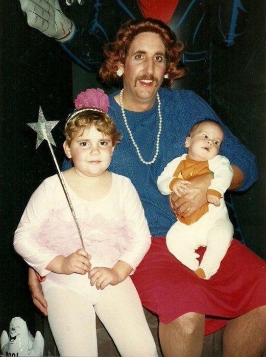 Fotos familiares raras