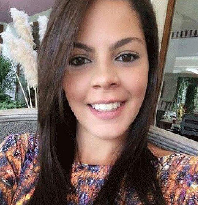 Novia de Ronaldinho