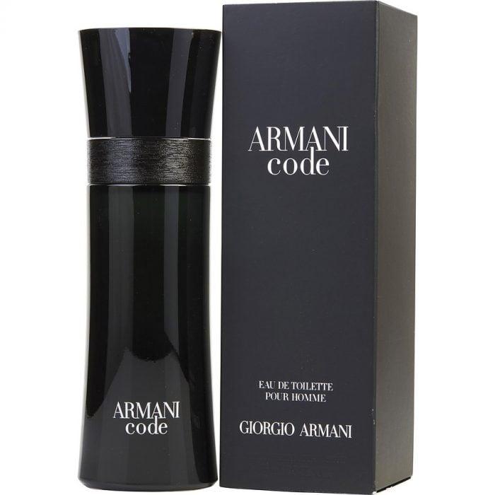Armani code (Giorgio Armani)
