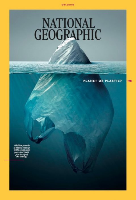Portada de National Geographic