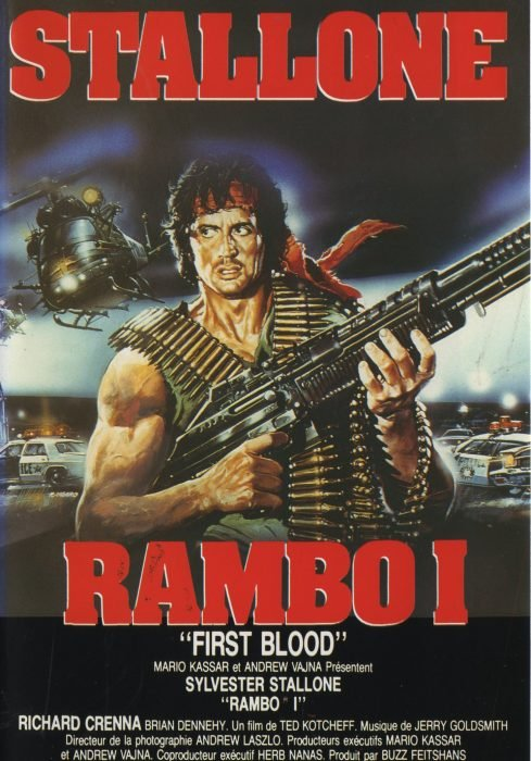 Cartel de Rambo
