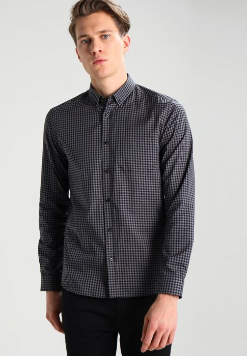 Camisa Straight Fit