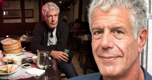COVER Anthony Bourdain