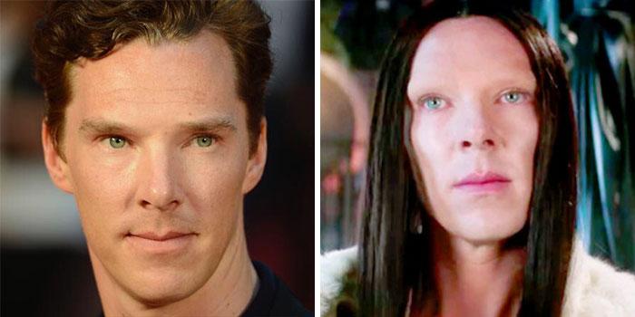 Benedict Cumberbarch (Doctor Strange)