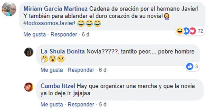 Comentarios de Facebook