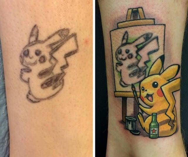 Tatuajes rescatados