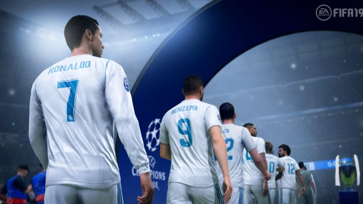 Real Madrid en FIFA 19
