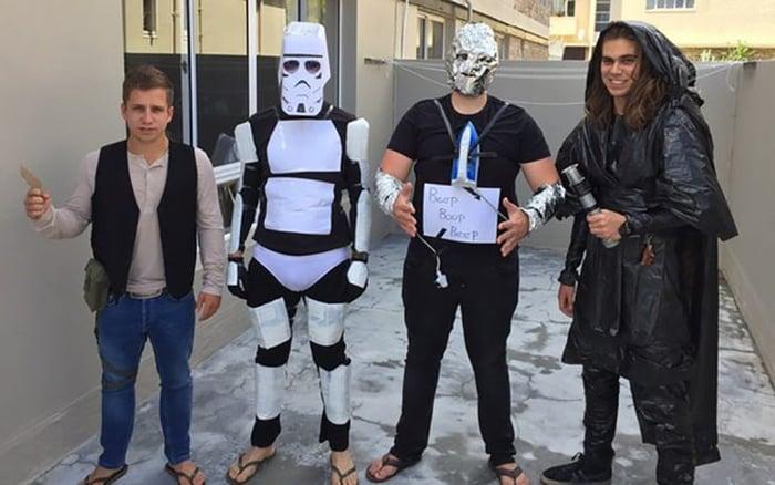 Los peores cosplays