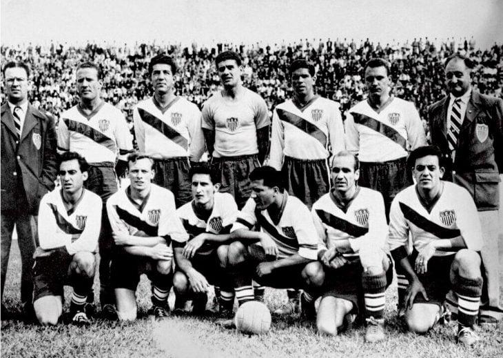 Selección de Estados unidos 1950