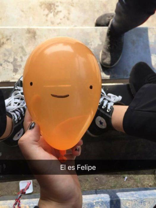 Felipe el Globo
