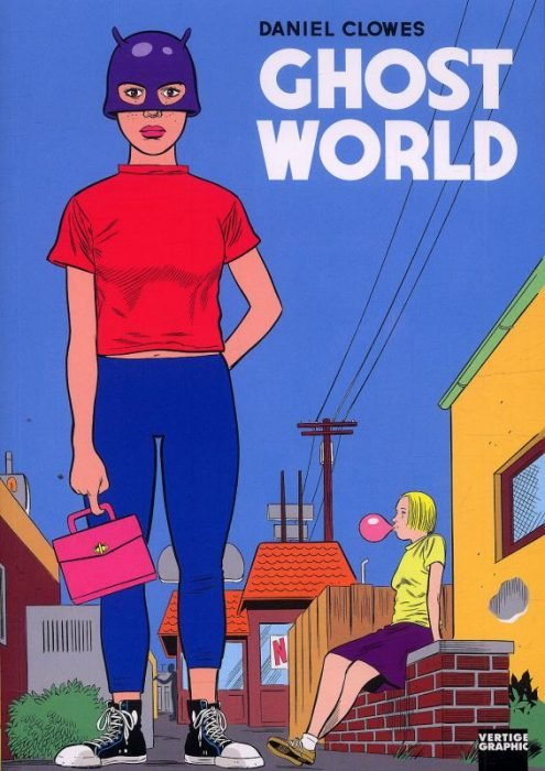 Ghost World cómic