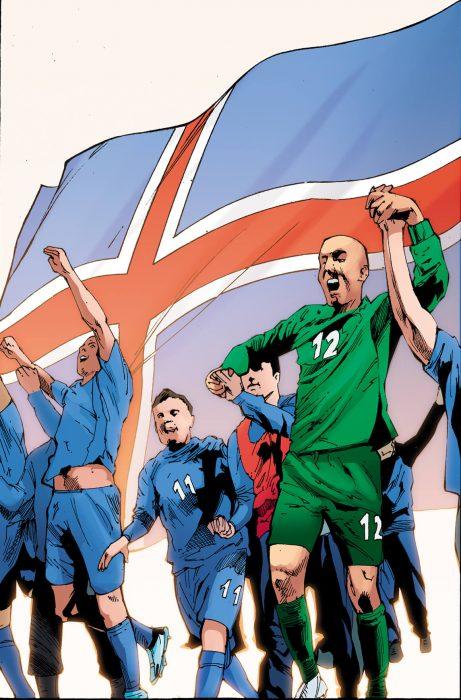 Islandia en cómic