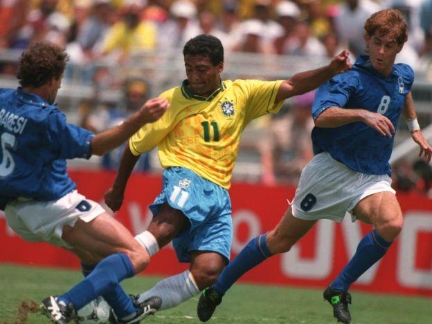 Italia vs Brasil 1994