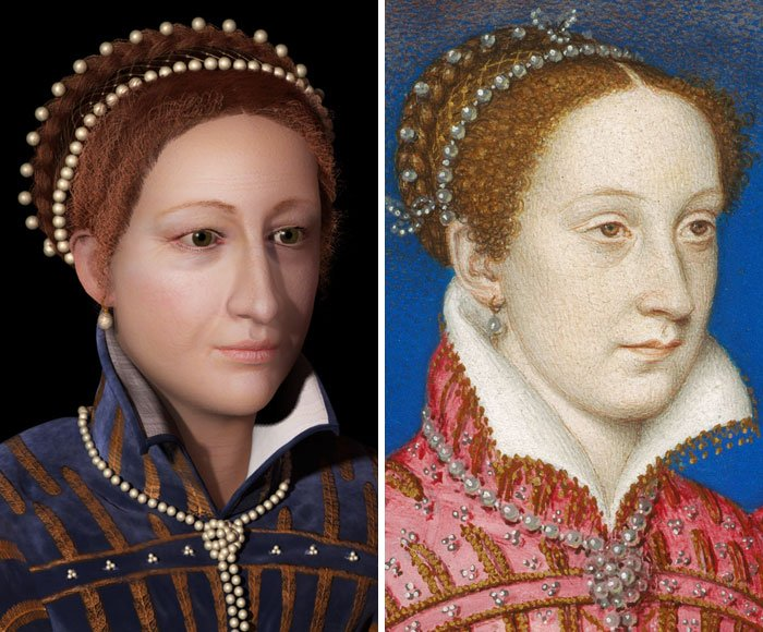 Mary reina de Escocia