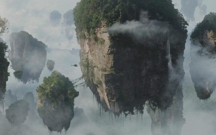 Escena de Avatar