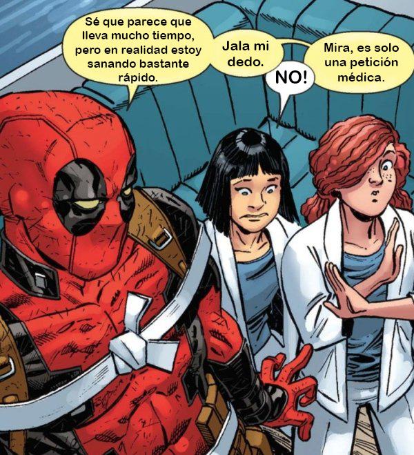 Deadpool cómics