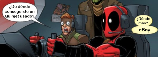 Deadpool cómics
