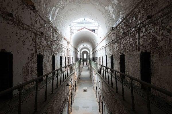 Penitenciaría Estatal en Filadelfia