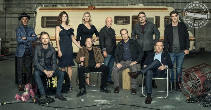 Reunión de actores de Breaking Bad