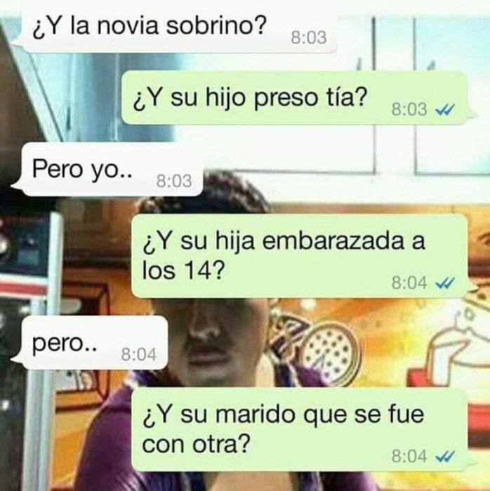 Conversaciones sad