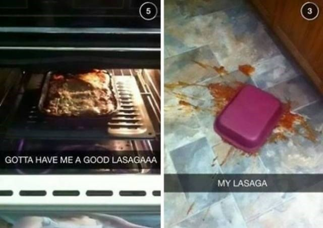 Errores garrafales en la cocina