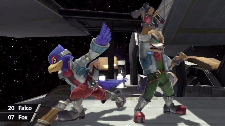 Personajes smash