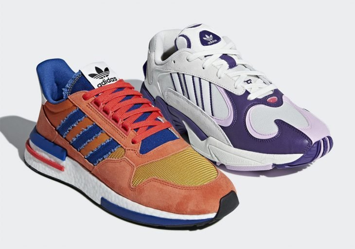 Adidas inspirados en Dragon Ball