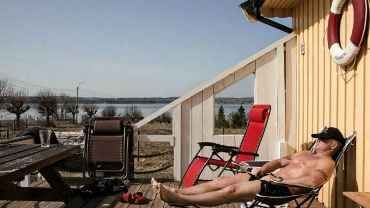 Prisión Bastoy en Noruega