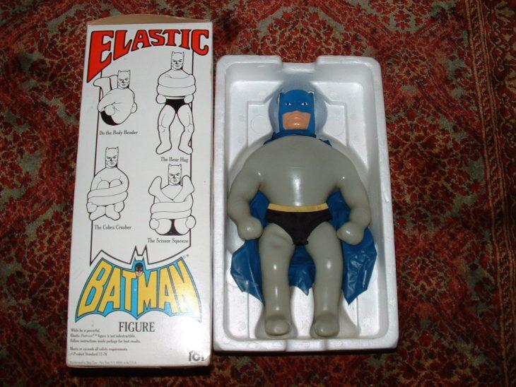 Batman elástico
