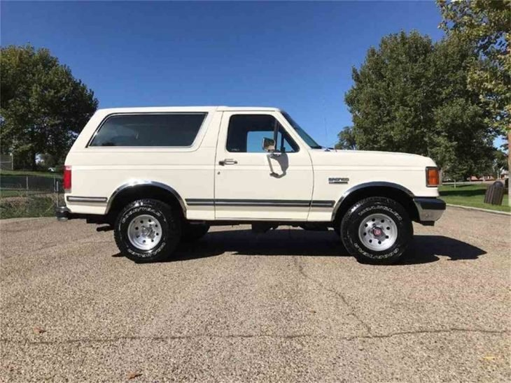 Ford Bronco 1990