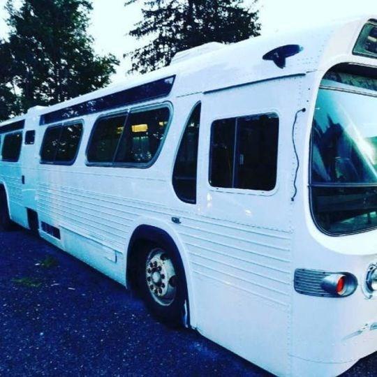 Renovación de autobús