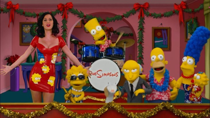 katy perry simpson