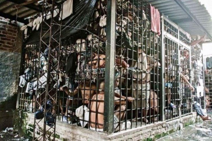 Penal de Ciudad Barrios, El Salvador
