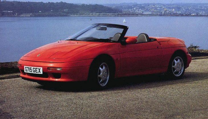 Lotus Elan 1989