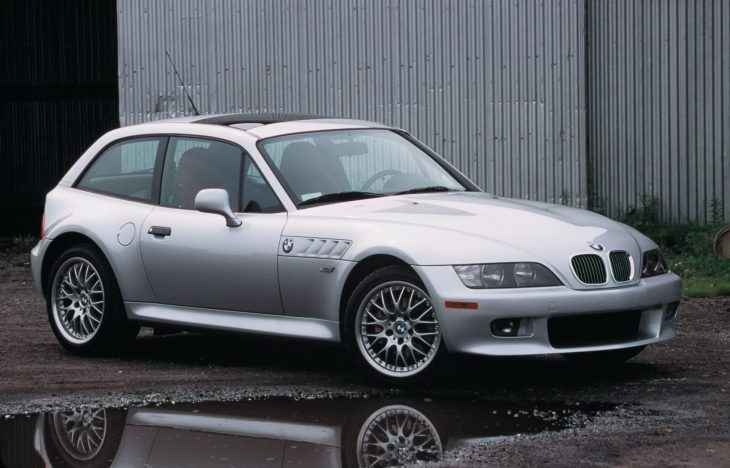 BMW M-COUPE 1999