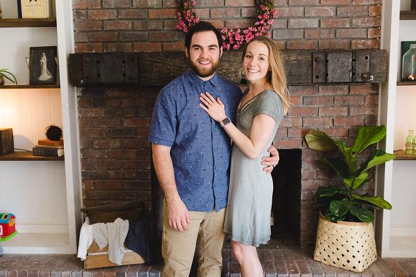 Stephanie y Zach