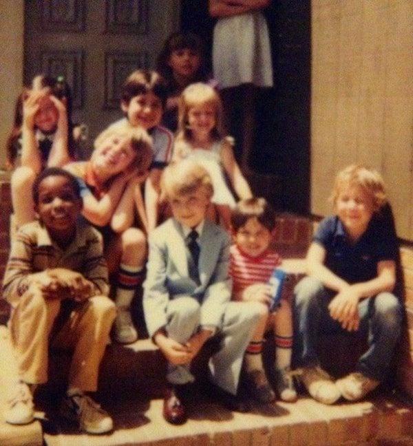 Niños en los 80
