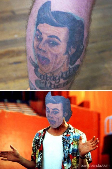Tatuajes y sus dueños