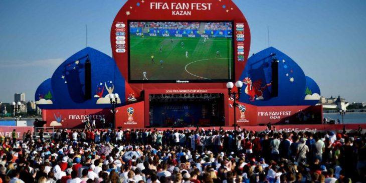 Fifa Fan Fest Rusia 2018