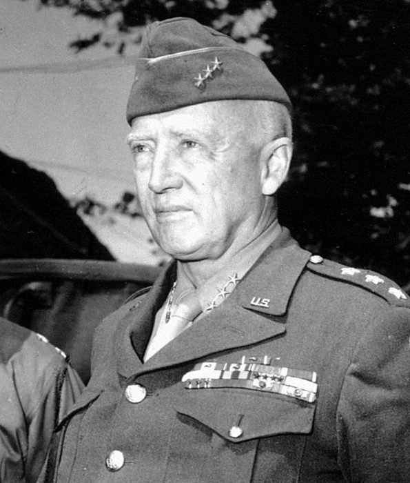 Gen. George S. Patton Jr.