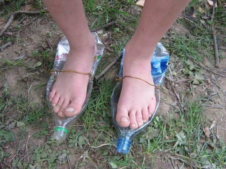 Genios sandalias