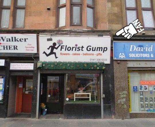 negocios nombres creativos florería